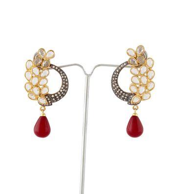 Sihiri Magnificient Peacock Earrings