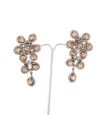 Sihiri Floral Love Earrings