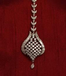 Buy Beautiful multicolor jewellery maang-tikka online