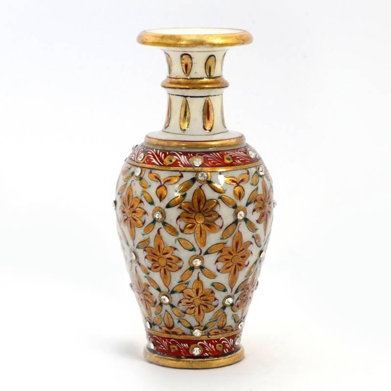 Buy Marble Flower Vase Online