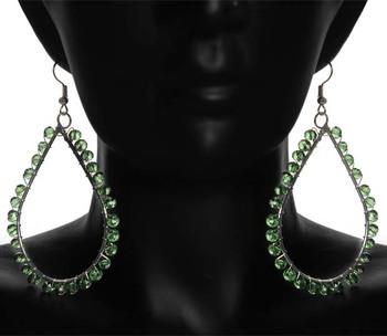 Green Crystal Drops