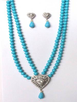 Elegant Beads Necklace Set