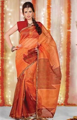 Designer Supernet Sari Jadoo1126