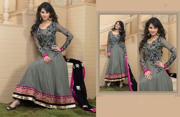 Designer Dress Material Dreamgirl4013