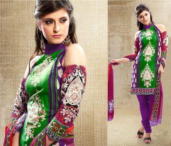 Designer Dress Material Summercool201A