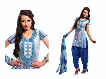 Party Wear Dress Material Jhalak220