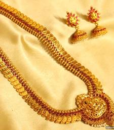 Buy Yellow  necklace-sets necklace-set online