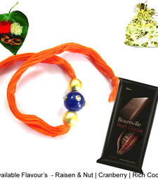Buy Awesome Rakhi packages with chocolates rakhi-with-chocolate online