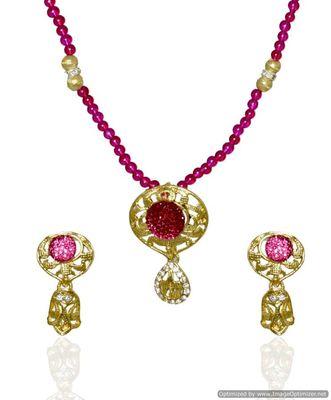 Kshitij Jewelry(PINK)