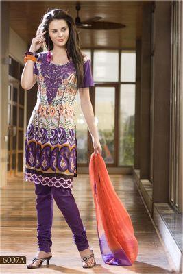 Designer Dress Material MASALA 6007 A