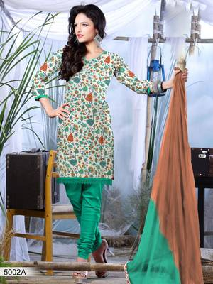 Designer Dress Material DRAPE 5002 A