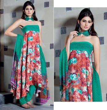 Designer Dress Material GUITAR 2007
