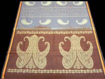 100% Handloom Saree - South Indian Traditional Ethnic Cotton Sari - riyaa